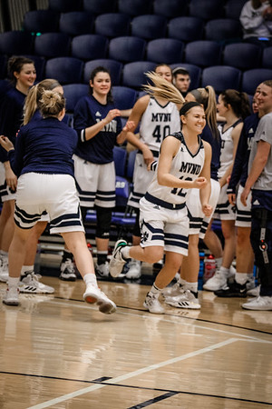 MVNU Girls Bball vs  Taylor-22
