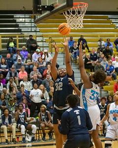 Tift Basketball Region Championships