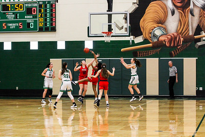 WBHS Girls vs Fitch-43