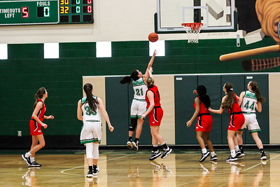 WBHS Girls vs Fitch-45
