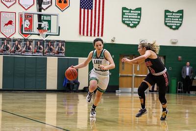 WBHS Girls vs Salem-28