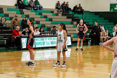 WBHS jv Girls vs Fitch-22