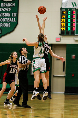 WBHS Girls vs Canfield-16