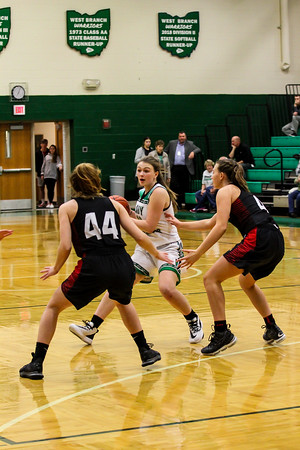 WBHS Girls vs Canfield-22