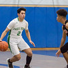 2019 Eagle Rock Basketball vs Banning Pilots