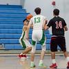 2019 Eagle Rock Basketball vs Banning Pilots