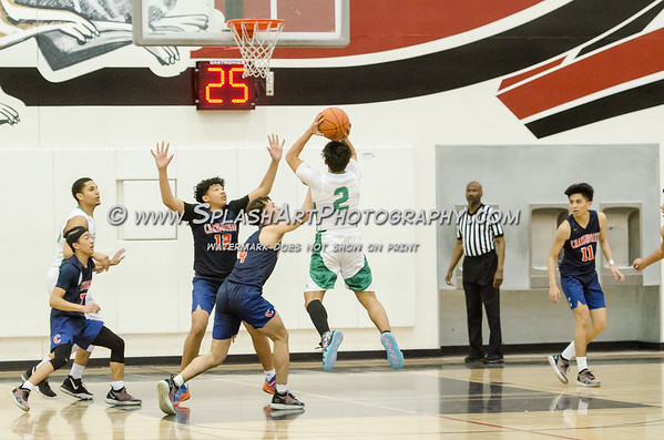 2019 Eagle Rock Basketball vs Chatsworth