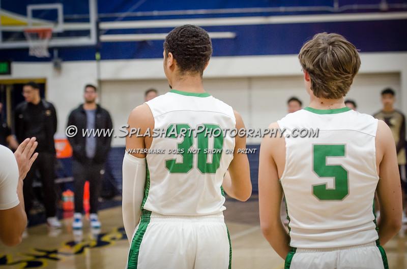 2019 Eagle Rock Basketball vs Kennedy Cougars