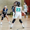 2019 Eagle Rock Girls Basketball vs Franklin Panthers