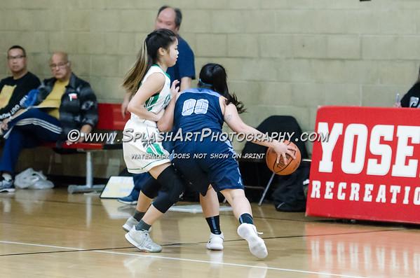 2019 Eagle Rock Basketball vs Marshall Barristers
