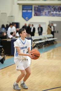 Annandale @ Yorktown Boys Freshman Basketball (05 Dec 2019)