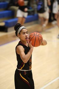 Bishop Ireton @ DJO Girls JV Basketball (09 Jan 2020)