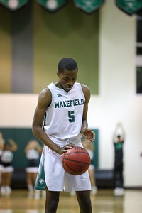 Marshall @ Wakefield Boys Basketball (14 Jan 2020)