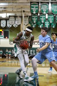 Marshall @ Wakefield Boys Freshman Basketball (14 Jan 2020)