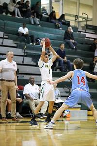 Marshall @ Wakefield Boys JV Basketball (14 Jan 2020)