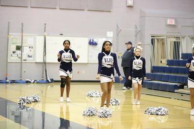 Oakton @ W-L Girls Freshman Basketball (10 Dec 2019)