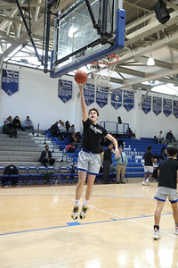 St. Mary's Ryken @ DJO Boys Basketball (22 Dec 2019)