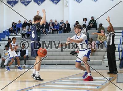 St. Mary's Ryken @ DJO Boys JV Basketball (22 Dec 2019)