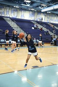 TJ @ Yorktown Girls Basketball (17 Dec 2019)