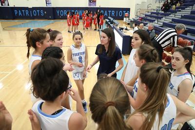 TJ @ Yorktown Girls Freshman Basketball (17 Dec 2019)