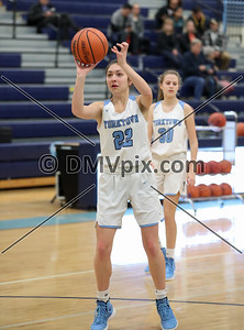 TJ @ Yorktown Girls JV Basketball (17 Dec 2019)