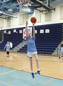 Yorktown Girls Basketball (11 Feb 2020)