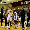 20190131 Mens Basketball Seattle Pacific University Falcons versus Simon Fraser University Clan Snapshots