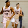 20190202 Mens Basketball Seattle Pacific University Falcons versus Western Washington University Vikings Snapshots