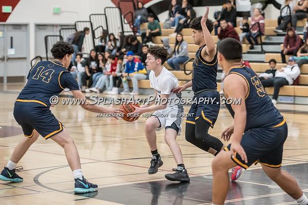 2020 Wilson Mules Basketball vs Sotomayor Wolves