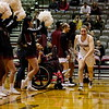 20200206 Womens Basketball Seattle Pacific University Falcons versus Western Washington University Vikings Snapshots