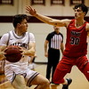 20200227 Mens Basketball Seattle Pacific University Falcons versus Northwest Nazarene University Nighthawks Snapshots