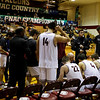 20200306 Mens Basketball Seattle Pacific University Falcons versus University of Alaska Anchorage Seawolves in GNAC Conference Semifinals Snapshots
