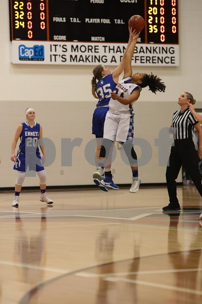 2/10/18 Emmett vs Caldwell District Basketball