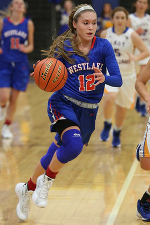 2015 Westlake Chapparrals Girls Basketball vs Anderson Trojans 11.17.2015