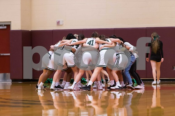 2/1/18 Eagle vs Kuna Girls District Basketball