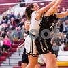 Eagle vs Kuna girls district basketball