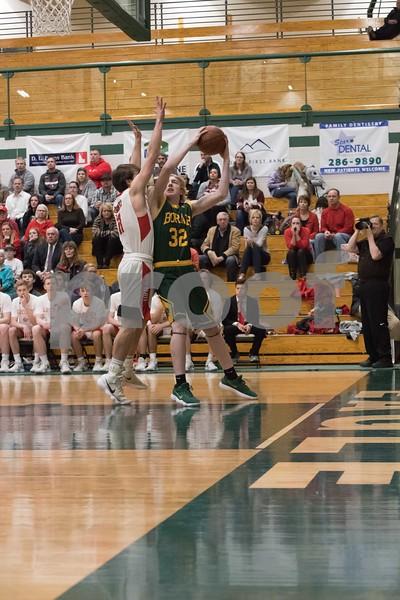 2/20/18 Borah vs Boise Boys District Basketball