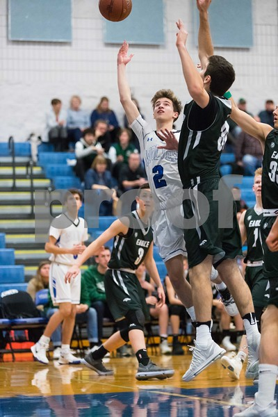 2/2/18 Eagle vs Timberline Boys Varsity