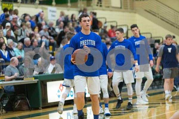3/1/18 Preston vs Twin Falls Boys State Basketball