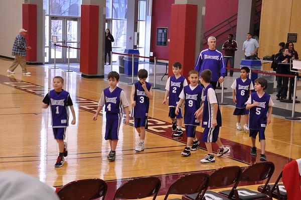 YMCA/Duanesburg Youth Basketball 2011-2012