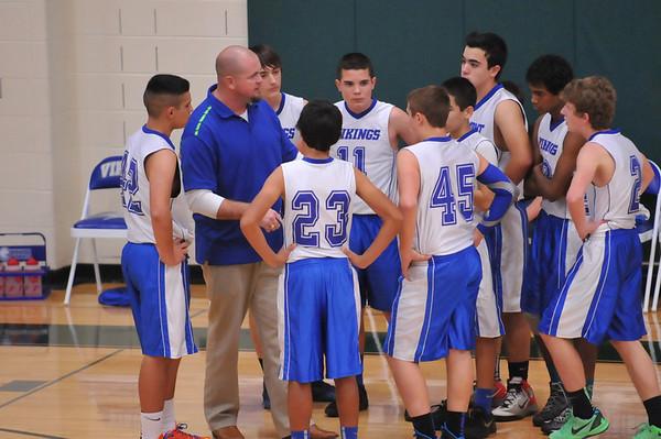 8th FJH Basketball