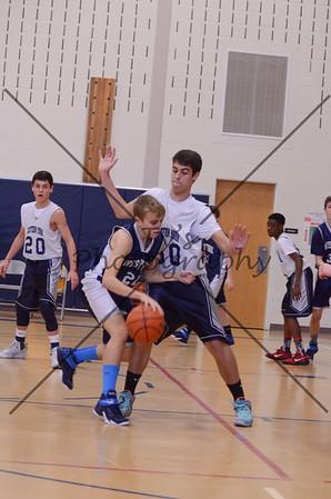 Eastern York Boys 9th Grade vs West York (Home)