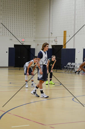 Eastern York Boys 9th Grade Basketball vs York Catholic