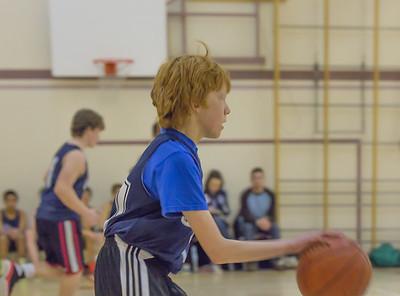 AJM Boys' Basketball 2013-14