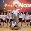 AES-AMS Basketball Team 2010  (8x10)