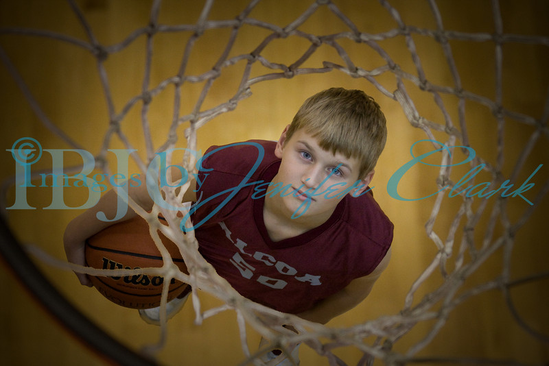 AMS individual photo for the 2008 basketball season. Each photo in this gallery had a different effect. LR-Vignette edges