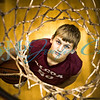 AMS individual photo for the 2008 basketball season. Each photo in this gallery had a different effect. LR-center stage