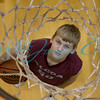 AMS individual photo for the 2008 basketball season. Each photo in this gallery had a different effect. LR-Slight vig
