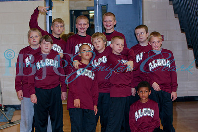 Alcoa took 3rd place and Mary Blount took 4th overall for the season.