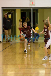 Alcoa 4th & 5th graders vs Vonore 4th & 5th